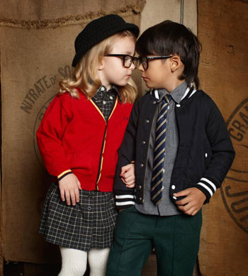 Fall 2011 and Winter 2012 Kids and Childrens Fashion ...
