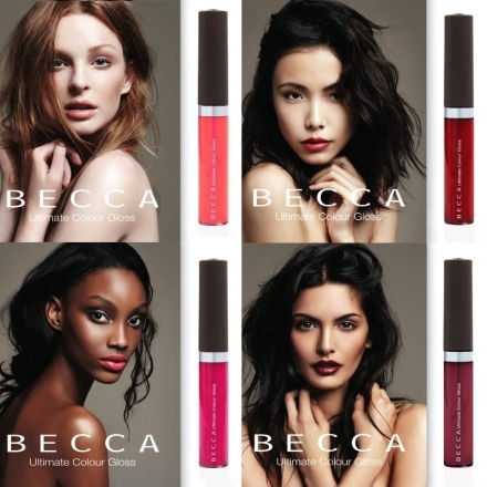 BECCA Ultimate Colour Gloss Fall 2012 Collection 2