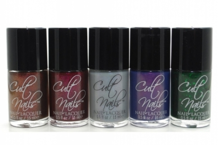 Cult Nails Behind Closed Doors Nail Polish Collection