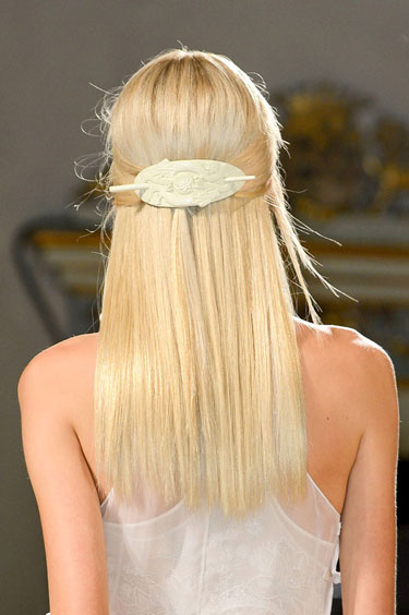 2013 Spring and Summer Hairstyles – Hair Accessories ...