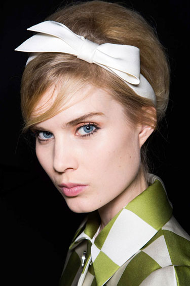 2013 Spring and Summer Hairstyles - Hair Accessories 4