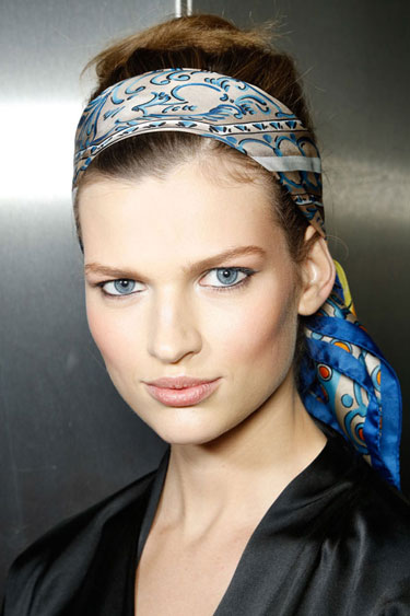 2013 Spring and Summer Hairstyles - Hair Accessories