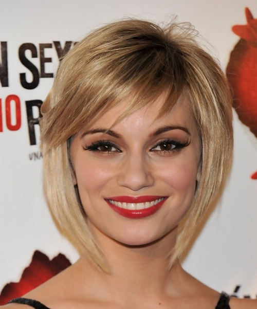 Alluring 2013 Fall Haircut Ideas