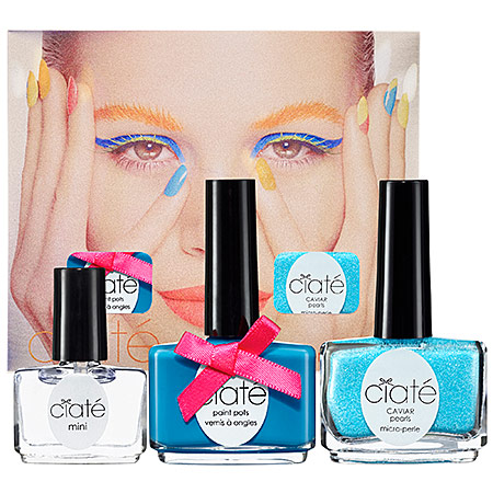 Ciate Summer 2013 Corrupted Neons Manicure Sets 3