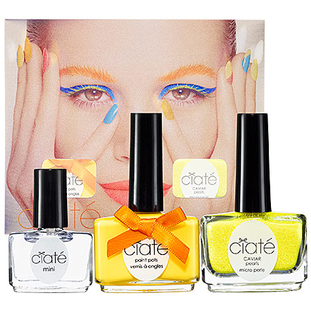 Ciate Summer 2013 Corrupted Neons Manicure Sets 4