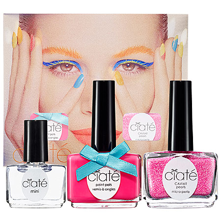 Ciate Summer 2013 Corrupted Neons Manicure Sets 5