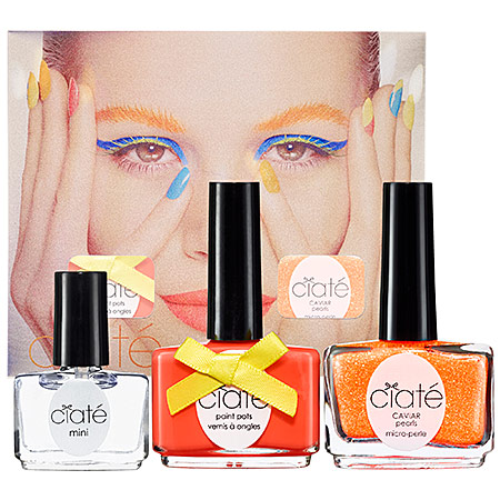 Ciate Summer 2013 Corrupted Neons Manicure Sets 6