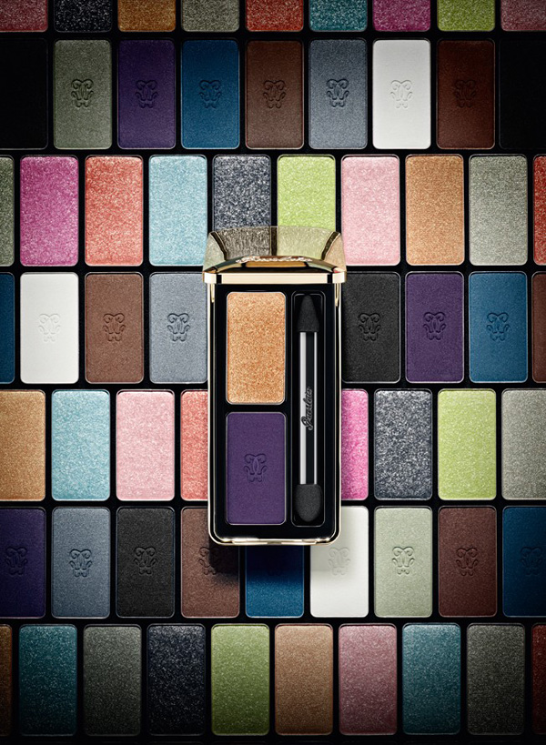 Guerlain Fall 2013 Voilette de Madame Makeup Collection 4