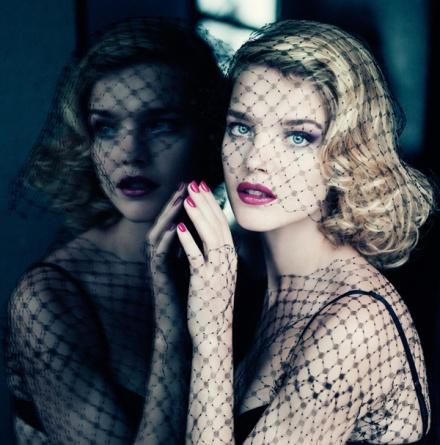 Guerlain Fall 2013 Voilette de Madame Makeup Collection