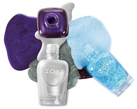 Zoya Zenith Nail Polish Collection for Holiday 2013