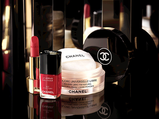 Chanel Nuit Infinie de Chanel Collection for Holiday 2013 2