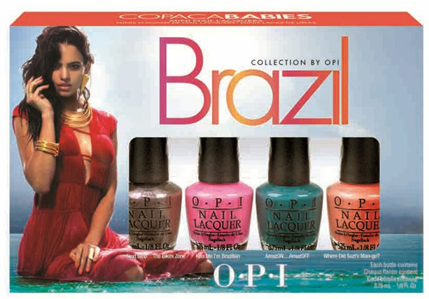 OPI Brazil Collection Spring Summer 2014 Nail Polish Collection 4