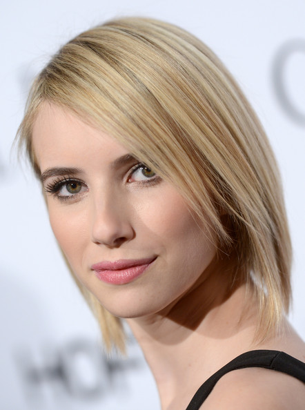 Check Out Emma Robert's New Bob Haircut 3