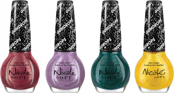 Gumdrops Collection Nicole by OPI 3