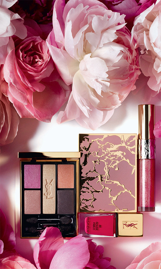YSL Spring Look Collection for Spring 2014 4